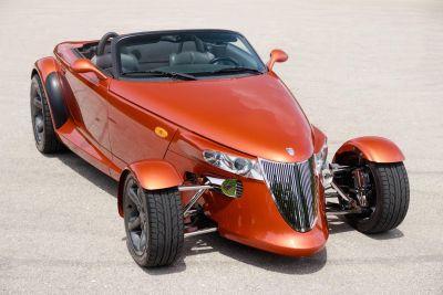 2001 Chrysler Prowler Base (Orange Metallic)
