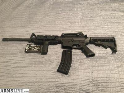 For Sale: Bushmaster Patrolman AR-15