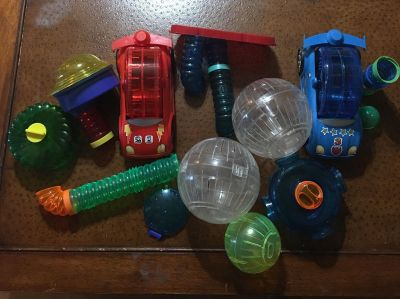 Hamster/Gerbil items all for 40