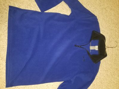 Champion royal blue fleece