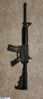 For Sale: Smith and Wesson M&P-15 I (AR Style)