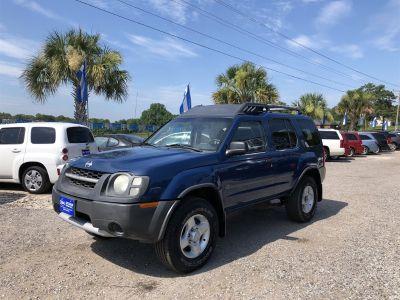 2003 Nissan Xterra SE (Blue)