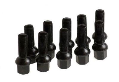 Find VW EXTENDED WHEEL BOLTS FULL 8 pc BOLT SET 33mm 12x1.5 BALL seat 17mm head motorcycle in Watertown, Massachusetts, United States, for US $15.00