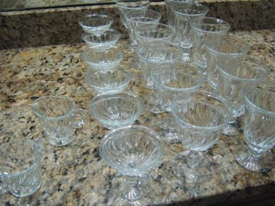 Colony by Fostoria Glasses