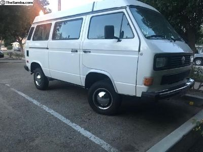 1986 Solid Syncro Runs Great - Trades?