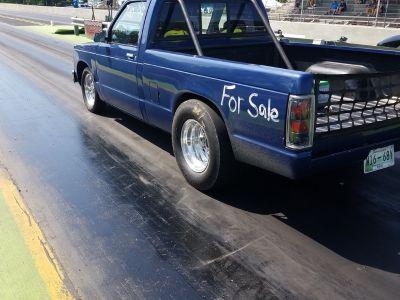 1985 Chevy S-10