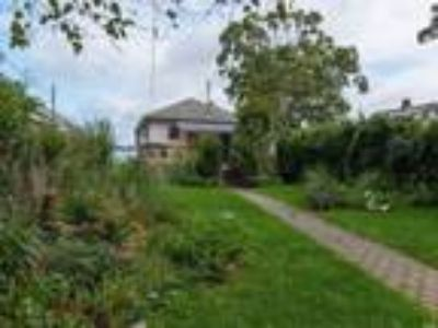 Real Estate For Sale - Two BR, One BA Cottage - Waterfront - Waterview