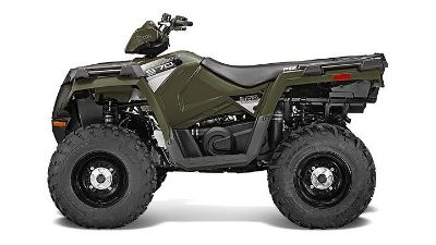 2015 Polaris Sportsman 570 Utility ATVs Hancock, WI