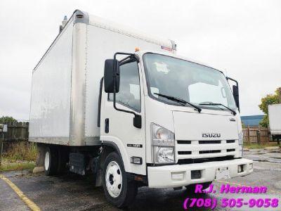 2013 Isuzu NQR (NON CDL) 16ft Straight Truck
