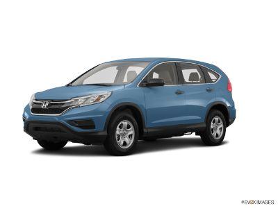 2015 Honda CR-V LX AWD (Mountain Air Metallic)