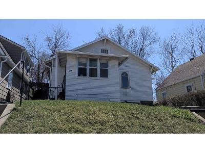 3 Bed 1 Bath Foreclosure Property in Sioux City, IA 51104 - 25th St