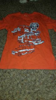 Size 6 jumping beans tee. H