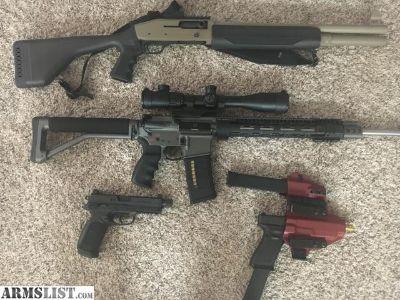 For Sale: Rock river arms predator presuant 20