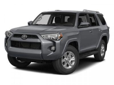 2014 Toyota 4Runner Limited (Barcelona Red Metallic)
