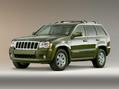 2009 Jeep Grand Cherokee Laredo (Light Graystone Pearlcoat)