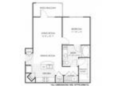 Clairmont at Hillandale - A1 floor plan