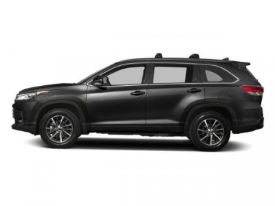 2018 Toyota Highlander XLE (Midnight Black Metallic)