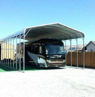 RV METAL CAR PORT SHOP GARAGE