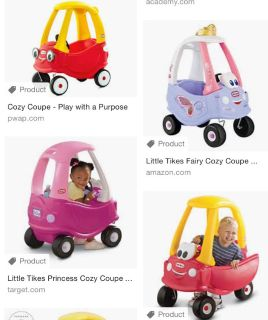 ISO Cozy Coupe