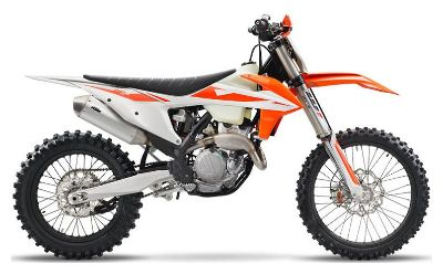 2019 KTM 250 XC-F Motorcycle Off Road Lakeport, CA
