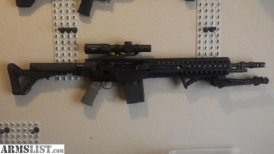 For Sale/Trade: M1A SOCOM 11 IN TROY CHASSIS