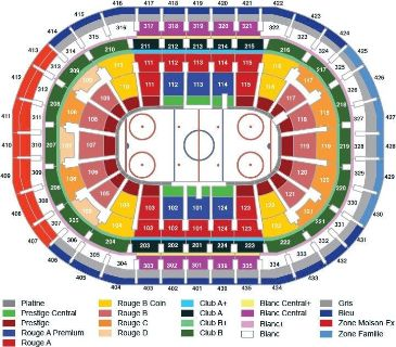 Canadiens vs Flyers Jan 19th