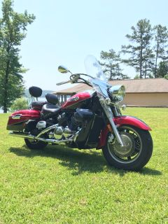 2007 Yamaha Royal Star Touring edition