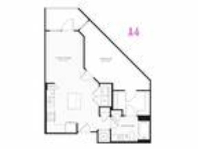Station R Apartments - A4