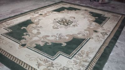 Glamour Collection Rug No Stains