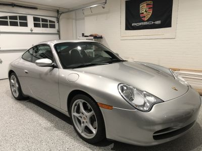 9300 mile 996 C2 -6 speed...Pristine condition...IMS done, fresh service, new tires.