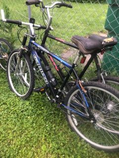 AS IS BIKES BOTH FOR $ 20.00