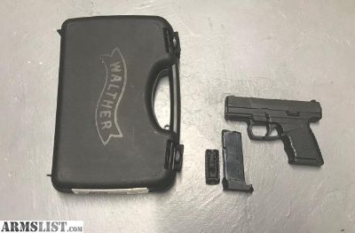For Sale: Walther PPS .40