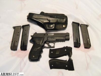 For Trade: sig sauer p226 (40)