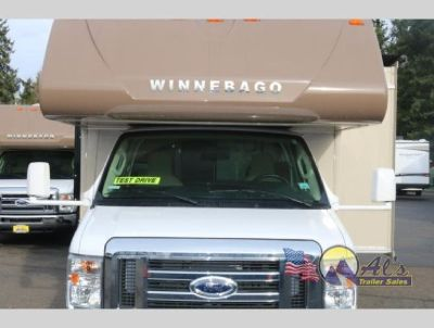 Used 2017 Winnebago Minnie Winnie 31K