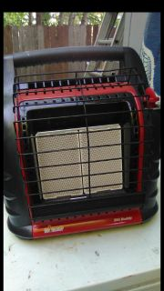 **weekend sale only** Big buddy portable propane heater