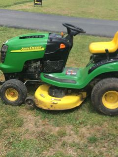 John Deere L 100 5 speed