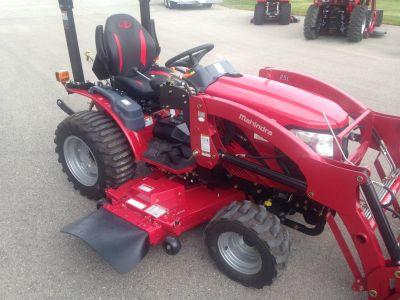 2018 Mahindra EXL254FHILM EMAX25 Tractors Lawn & Garden Elkhorn, WI