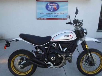 2018 Ducati Scrambler Desert Sled Dual Purpose Stuart, FL