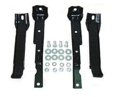 Find Auto Metal Direct 970-4067-S Rear Bumper Bracket Set 67-72 Chevy/GMC P/U motorcycle in Delaware, Ohio, US, for US $65.99