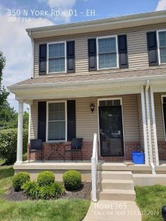 Beautiful 2 Bedroom Townhome in Hatboro, PA