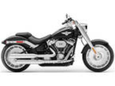 2019 Harley-Davidson Fat Boy 114