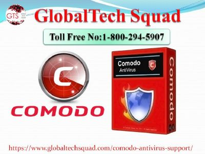Comodo Antivirus Support |Toll Free 1-800-294-5907