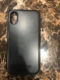 iPhone X otter box