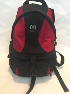 Tamrac 5547 Adventure 7 Photo Backpack (Red/Black)