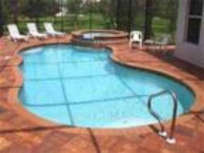 Belle Lago Pool and Spa Home - House