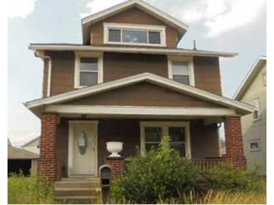 3 Bed 1 Bath Foreclosure Property in Canton, OH 44708 - 10th St NW