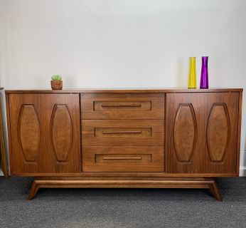 Mid Century Modern Credenza ( Free delivery )