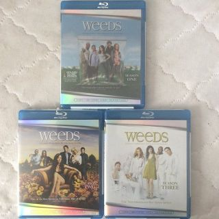 BlueRay: Weeds Seasons 1-3