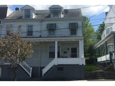 3 Bed 1 Bath Preforeclosure Property in Minersville, PA 17954 - S 4th St