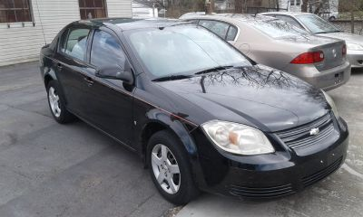 2008 Chevrolet Cobalt LT (Black)